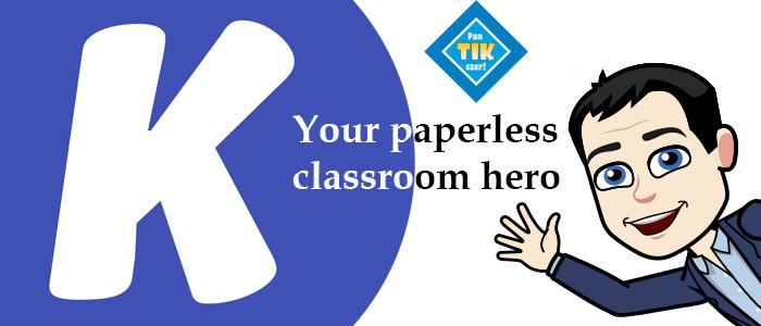 Kami czyli bohater klasy bez papieru
