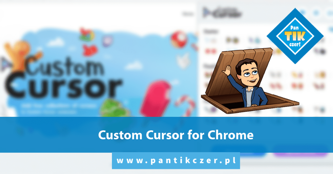 Custom Cursor for Chrome