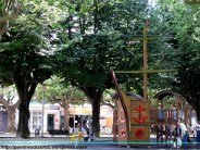 Cantón de Molín - parque infantil - Ferrol 29-06-2009 - F. Goiriz