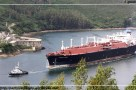 Remolcador Ibaizabal cinco - metanero Galicia Spirit - Castillo de la Palma - 08-07-2009 - F. Goiriz (Large)
