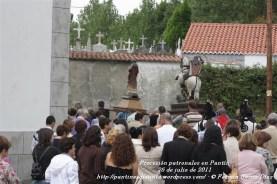 Procesión fiestas de Santiago - Pantín 25 de julio de 2011 - fotografía por Fermín Goiriz Díaz (53)