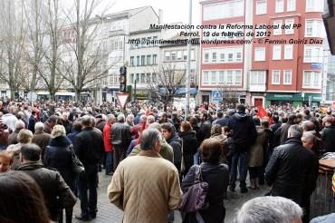 20.000 manifestantes contra la reforma laboral en Ferrol - fotografía por Fermín Goiriz Díaz (3)