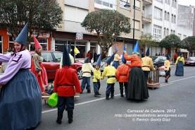 Desfile de Carnaval en Cedeira, 18 de febrero de 2012 - Carnaval Cedeira 2012 - Galicia -fotografía por Fermín Goiriz Díaz (89)