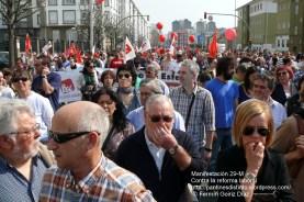 Fotografías manifestación 29-M en Ferrol - +40.000 manifestantes - Ferrolterra - contra la reforma laboral del PP - Fotografía por Fermín Goiriz Díaz (12)
