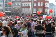 Fotografías manifestación 29-M en Ferrol - +40.000 manifestantes - Ferrolterra - contra la reforma laboral del PP - Fotografía por Fermín Goiriz Díaz (3)