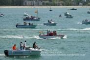 Procesión Marítima en honor de la Patrona de Cedeira - Cedeira, 16 de agosto de 2012 - fotografía por Fermín Goiriz Díaz (160)
