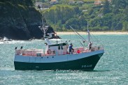 Procesión Marítima en honor de la Patrona de Cedeira - Cedeira, 16 de agosto de 2012 - fotografía por Fermín Goiriz Díaz (192)