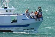 Procesión Marítima en honor de la Patrona de Cedeira - Cedeira, 16 de agosto de 2012 - fotografía por Fermín Goiriz Díaz (212)