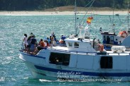 Procesión Marítima en honor de la Patrona de Cedeira - Cedeira, 16 de agosto de 2012 - fotografía por Fermín Goiriz Díaz (335)