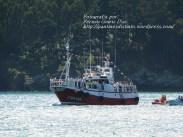 Procesión Marítima en honor de la Patrona de Cedeira - Cedeira, 16 de agosto de 2012 - fotografía por Fermín Goiriz Díaz (373)