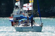 Procesión Marítima en honor de la Patrona de Cedeira - Cedeira, 16 de agosto de 2012 - fotografía por Fermín Goiriz Díaz (98)