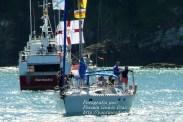 Procesión Marítima en honor de la Patrona de Cedeira - Cedeira, 16 de agosto de 2012 - fotografía por Fermín Goiriz Díaz (99)
