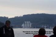 Buque Escuela Juan Sebastián de Elcano saliendo de la ría de Ferrol - fotografía por Fermín Goiriz Díaz, 16-02-2013 (41)