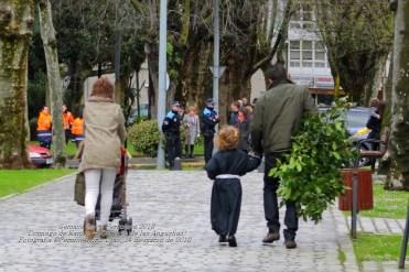 Semana Santa Ferrolana - Ferrol, 24 de marzo 2013 - Domingo de Ramos - Cofradía de Las Angustias - fotografía por Fermín Goiriz Díaz (7) (Medium)