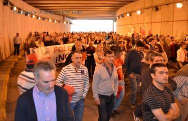 Folga Comarcal Ferrol, Huelga General Ferrol, 12 de xuño de 2013 - manifestación Ferrol, 12-06-2013 - fotografía por Fermín Goiriz Díaz(115)