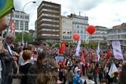 Folga Comarcal Ferrol, Huelga General Ferrol, 12 de xuño de 2013 - manifestación Ferrol, 12-06-2013 - fotografía por Fermín Goiriz Díaz(137)
