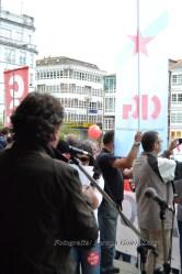 Folga Comarcal Ferrol, Huelga General Ferrol, 12 de xuño de 2013 - manifestación Ferrol, 12-06-2013 - fotografía por Fermín Goiriz Díaz(171)