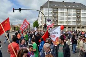 Folga Comarcal Ferrol, Huelga General Ferrol, 12 de xuño de 2013 - manifestación Ferrol, 12-06-2013 - fotografía por Fermín Goiriz Díaz(29)