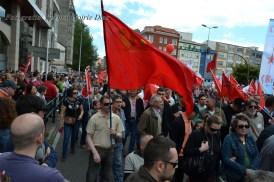Folga Comarcal Ferrol, Huelga General Ferrol, 12 de xuño de 2013 - manifestación Ferrol, 12-06-2013 - fotografía por Fermín Goiriz Díaz(43)