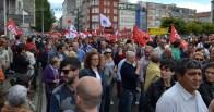 Folga Comarcal Ferrol, Huelga General Ferrol, 12 de xuño de 2013 - manifestación Ferrol, 12-06-2013 - fotografía por Fermín Goiriz Díaz(49)