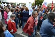 Folga Comarcal Ferrol, Huelga General Ferrol, 12 de xuño de 2013 - manifestación Ferrol, 12-06-2013 - fotografía por Fermín Goiriz Díaz(56)