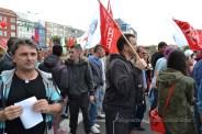 Folga Comarcal Ferrol, Huelga General Ferrol, 12 de xuño de 2013 - manifestación Ferrol, 12-06-2013 - fotografía por Fermín Goiriz Díaz(61)