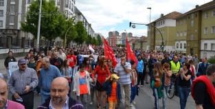 Folga Comarcal Ferrol, Huelga General Ferrol, 12 de xuño de 2013 - manifestación Ferrol, 12-06-2013 - fotografía por Fermín Goiriz Díaz(96)