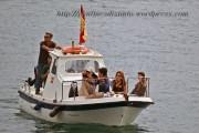 Procesión marítima en honor a la virgen del mar - Cedeira, 16-08-2013 - Fotografía por fermín Goiriz Díaz (22)