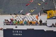 Procesión marítima en honor a la virgen del mar - Cedeira, 16-08-2013 - Fotografía por fermín Goiriz Díaz (31)