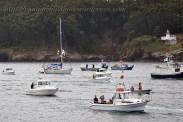 Procesión marítima en honor a la virgen del mar - Cedeira, 16-08-2013 - Fotografía por fermín Goiriz Díaz (36)