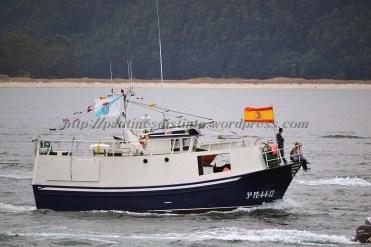Procesión marítima en honor a la virgen del mar - Cedeira, 16-08-2013 - Fotografía por fermín Goiriz Díaz (40)