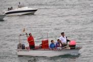 Procesión marítima en honor a la virgen del mar - Cedeira, 16-08-2013 - Fotografía por fermín Goiriz Díaz (43)