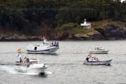 Procesión marítima en honor a la virgen del mar - Cedeira, 16-08-2013 - Fotografía por fermín Goiriz Díaz (48)
