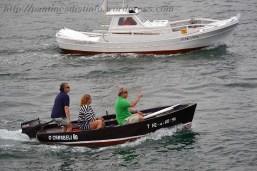 Procesión marítima en honor a la virgen del mar - Cedeira, 16-08-2013 - Fotografía por fermín Goiriz Díaz (54)