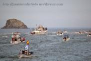 Procesión marítima en honor a la virgen del mar - Cedeira, 16-08-2013 - Fotografía por fermín Goiriz Díaz (57)