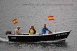Procesión marítima en honor a la virgen del mar - Cedeira, 16-08-2013 - Fotografía por fermín Goiriz Díaz (68)