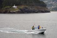 Procesión marítima en honor a la virgen del mar - Cedeira, 16-08-2013 - Fotografía por fermín Goiriz Díaz (69)