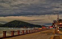 Carretera del puerto Cedeira - Foto Fermin Goiriz Diaz