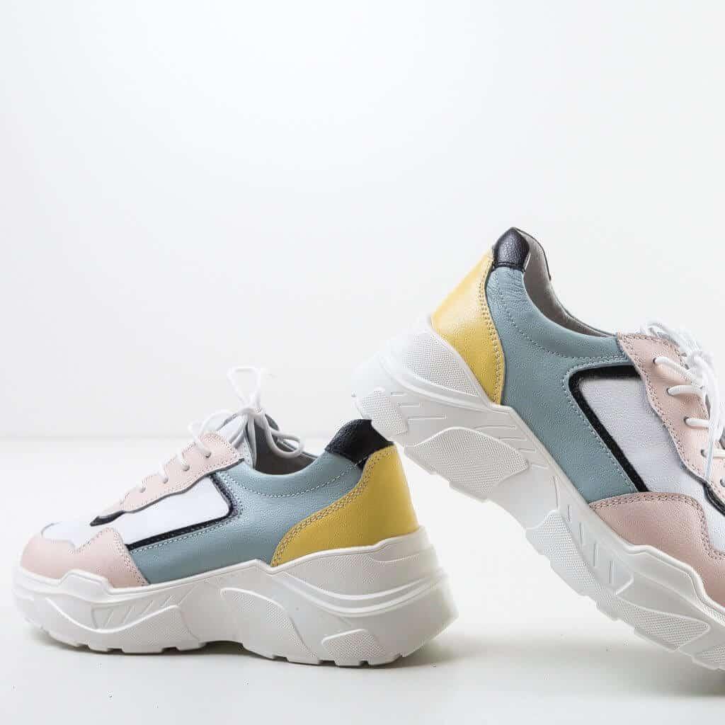 Pantofi Sport Eazzo Roz 2
