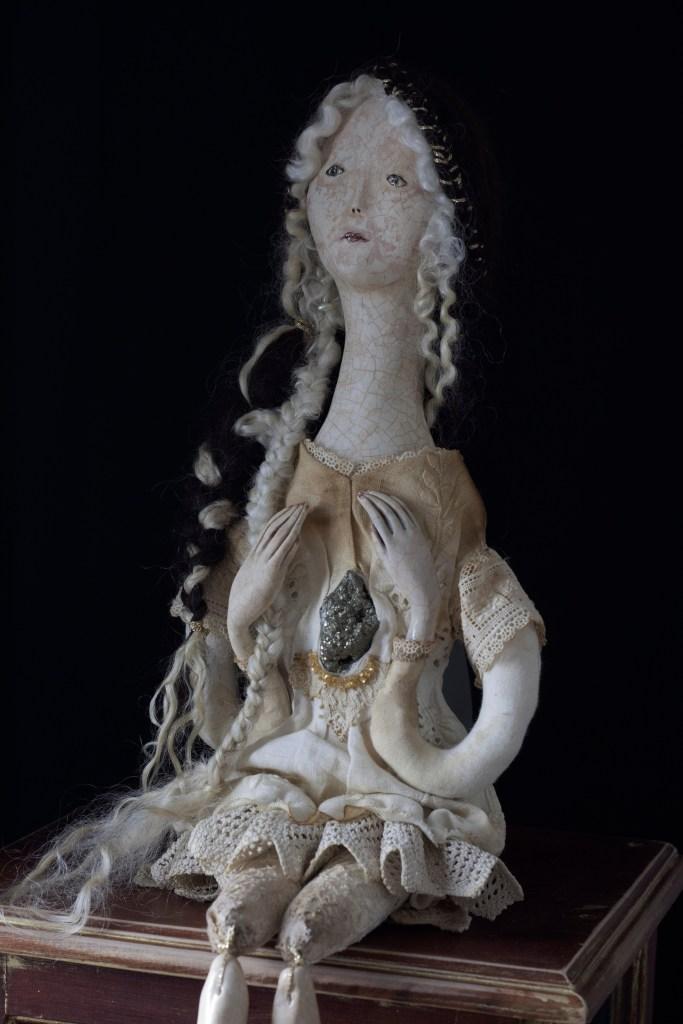ooak art doll sculpture