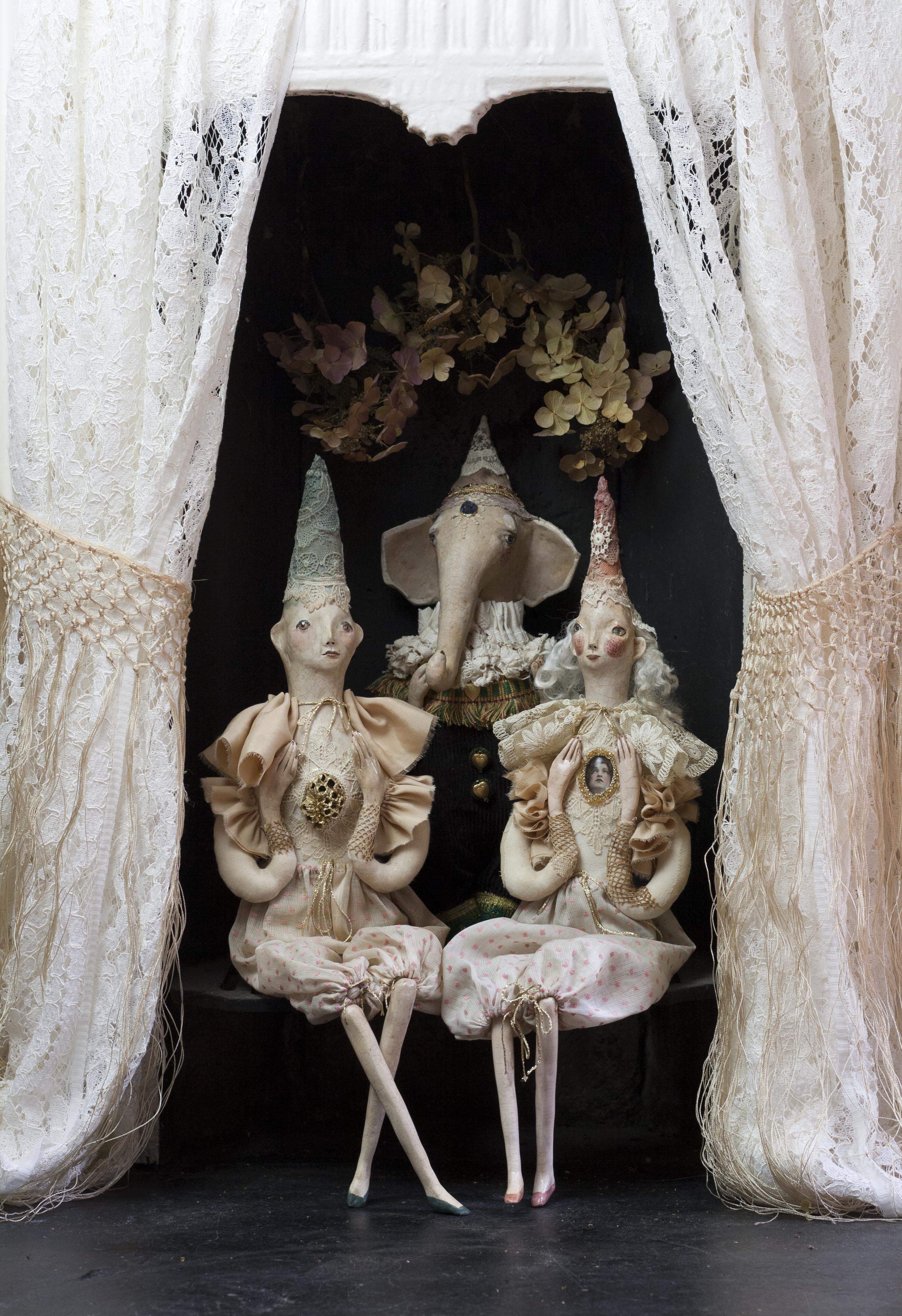 circus dolls