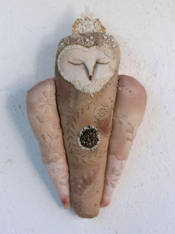 textile owl