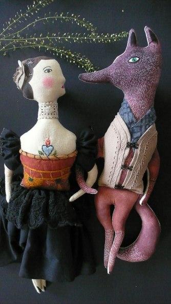 Lady Pavlova & Mr Wolf Gustav