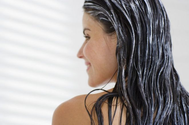 12 Incredible Uses for Peanut Butter - Use peanut butter as a deep conditioner.