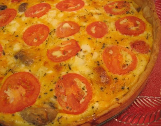13 College Student Recipes - Quiche