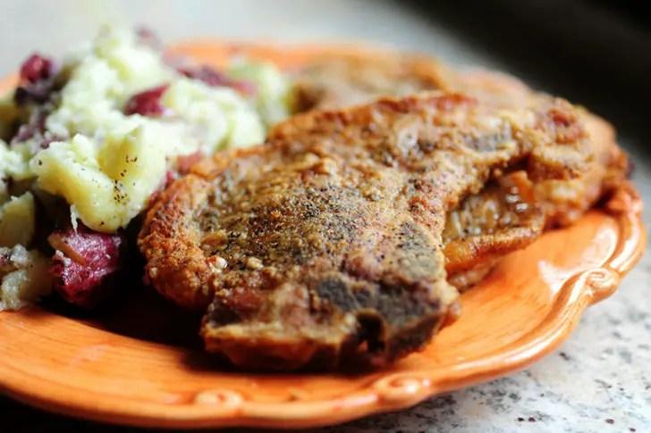 7 Pork Chop Recipes - Pan-Fried Pork Chops