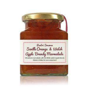 Seville Orange & Welsh Apple Brandy Marmalade