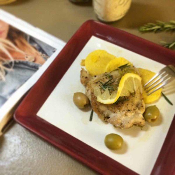 gwyneth paltrow, lemon chicken, gwyneth paltrow cookbook
