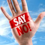 "How to ""Say NO"" to Live Well"