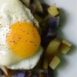 Tri-Potato Hash Brown Recipe